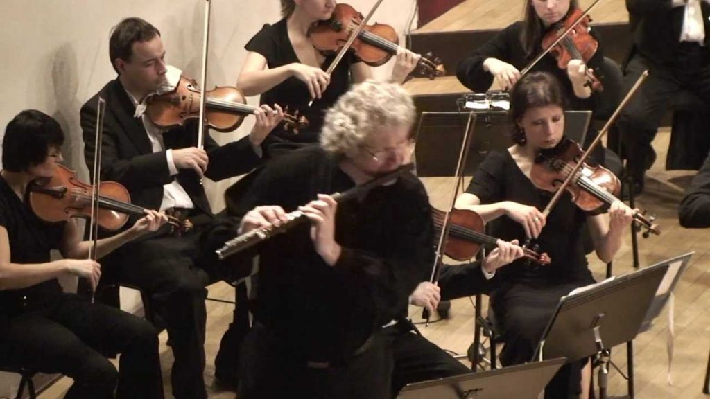 Christoph Poppen und Daniel Schnyder mit Duke Ellington